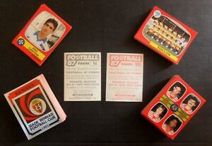 PANINI FRENCH ISSUE FOOTBALL 87 Stickers au choix pick choice LIGUE  N°1
