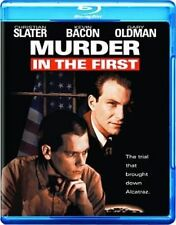 Murder in The First 0883929239368 With Kevin Bacon Blu-ray Region a