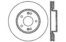 Disc Brake Rotor-High Performance Drilled And Slotted Centric 127.51015R