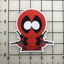 "South Park Deadpool 4"" Tall Vinyl Decal Sticker BOGO"