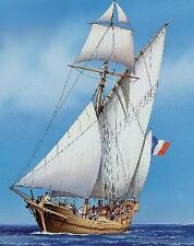 Heller 80616 1:150 Corsair Single Masted Sailing Ship