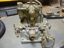 1956 FORD PASSENGER & MERCURY HOLLEY VINTAGE TEA POT CARBURETOR #9