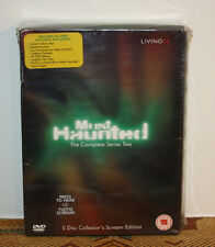 Most Haunted: The Complete Series Two (5 x DVD Set, Made in The UK, 2005) Rare