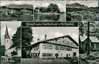 Ansichtskarte Sülzberg Allgäu Gasthaus  (Nr.990)