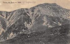 3781) CORNO ALLE SCALE (BOLOGNA), PANORAMA DEI MONTI.