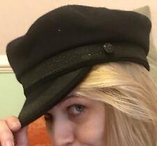 Stylish & Classic Vintage Breton Imper Royal Navy Camaret Cap Size 7, Fisherman