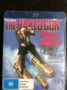 The Naked Gun 2 1 / 2 The Smell of Fear Blu-ray Brand New & Sealed