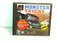 PS 1  Playstation 1: Monster Trucks