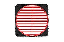 Ventilateurs: grilles, filtres
