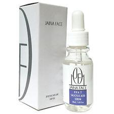 Salicylic Acid 2% BHA Serum Peel Acne Scars Pores Blackheads Pimples Dull Skin