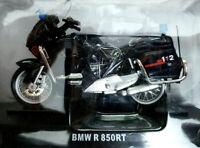 Moto BMW R 850RT Carabinieri - Scala 1:24 Die Cast - Atlas Nuova