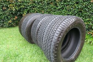Tyres x 5. TOYO A32 Open Country  265/60 R18 110H
