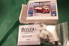 Sylvan Scale Models Ho Kit #V-154 1937 Ford Gasoline Truck