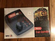 MRC 260 TECH 4 TRAIN CONTROLLER. H.O. NIB