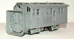 TICHY TRAINS N SCALE ROTARY SNOW PLOW KIT   2705