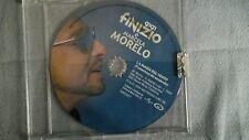 FINIZIO GIGI E MORELO MARCELA - LA MAGIA DEL VENTO. PROMO CD SINGOLO 1 TRACK