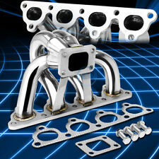For Honda D15A/D16A T25/T28 Flange Turbo/Turbocharger Racing Exhaust Manifold