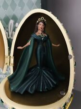 Barbie Rxpress Of Emeralds Musical Batbie Resin Egg Collectible
