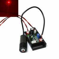 650nm 150mW Red Laser Diode Dot Module 12V with Driver Out 18x45mm High Quality