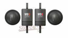 "Brand New MB QUART DT1-25 1-Inch 1"" Car Audio Component Tweeter(Pair)"