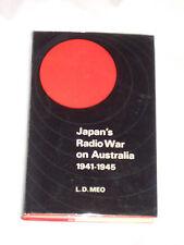 JAPAN's RADIO WAR ON AUSTRALIA 1941 - 1945