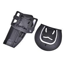 Tactical Pistol Right Hand Belt Gun Holster Beretta M9 M92 96 Black Polymer fS