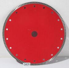 1x Diamanttrennscheibe Diamantscheibe 230mm Beton Turbo (S835-R50)