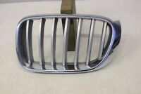 GENUINE BMW X3 F25 LEFT SIDE FRONT GRILL P/H: 51117210725