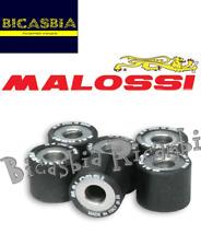 10387 - RULLI MALOSSI VARIATORE 25X22,2 GR. 20 PIAGGIO X9 Evolution - Street 500