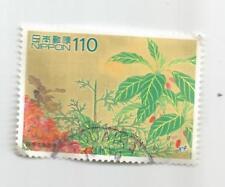 GIAPPONE -1996 Settimana Internazionale di corrispondenza. PITTURA Vedute del Monte Fuji * S