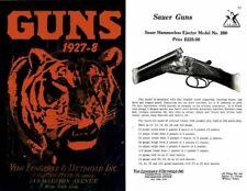 Von Lengerke & Detmold 1927-28 Gun & Sports Catalog (NY)