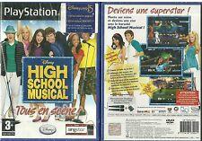 JEU PlayStation 2 PS2 DISNEY - HIGH SCHOOL MUSICAL ( NEUF EMBALLE ) EN FRANCAIS