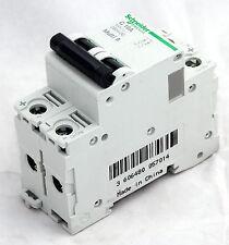 Schneider 16A 2-Pole DC C60HDC 500V Solar Circuit Breaker CB , M
