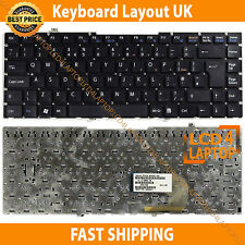 New Sony Vaio VGN-FW Series 148084811 Laptop keyboard UK Layout - Black