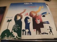 ABBA THE ALBUM LP VINYL EX
