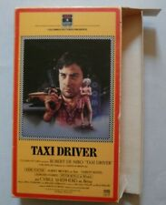 TAXI DRIVER 1976 Movie Original 1985 RCA Side Loader VHS