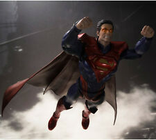 Superman Injustice Ver Shf In Justice Statue Figure Toy Doll Display Model
