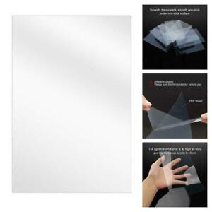 5 PCS FEP Film 260x200x0.15mm Release Film For Anycubic Mono Photon 1Y6U NEW
