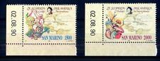 SAN MARINO - 1992 - Celebrazioni Colombiane. 1° emissione