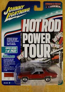 Johnny Lightning Hot Rod Power Tour 1972 Plymouth Satellite Sebring Plus