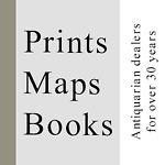 Prints Maps Books