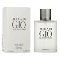 ACQUA DI GIO POUR HOMME de GIORGIO ARMANI - Colonia / Perfume 100 mL  Man / Uomo