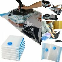 Large Jumbo Strong Vacuum Storage Bags Space Saver Bags Vacum Compression Bag UK