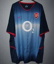 ARSENAL 2002-2003 ORIGINAL FOOTBALL AWAY SHIRT JERSEY SOCCER NIKE