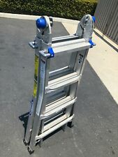 Werner MT-17 300lbs Duty Rating 17ft Telescoping Multi-Ladder