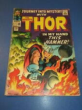 Journey Into Mystery #120 Silver age Thor Avengers VG JP