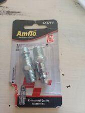Amflo Plug 14 Mnpt 12 225 2 New