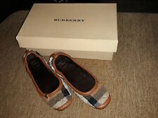 AUTHENTIC BURBERRY WOMENS BEDROOM SLIPPERS 5