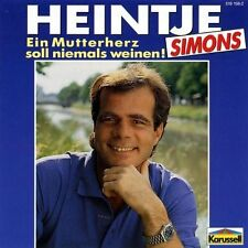 Heintje Simons Ein Mutterherz soll niemals weinen! (14 tracks, 1992) [CD]