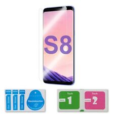 1x Samsung Galaxy S8 Panzerglas Echtglas Panzerglasfolie Panzerfolie Schutzfolie